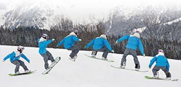 Cursus | Le snowboard au c�ur de la formation