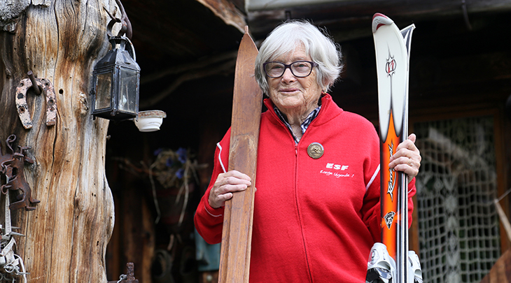 Olga Chappaz | Pionnière de l'or rouge