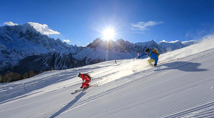 Vallée de Chamonix | Des ESF solidaires de génération en génération